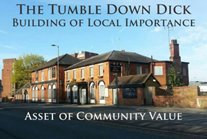 The Tumbledown Dick - Building of Local Importance